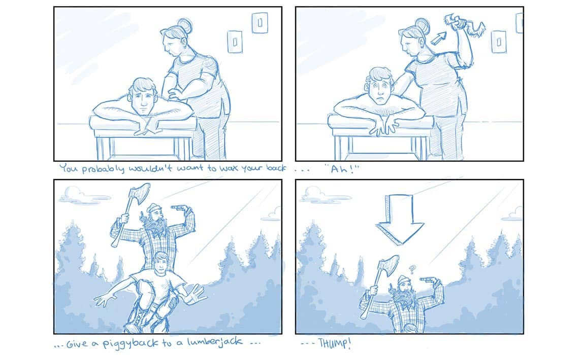 Story Board Image